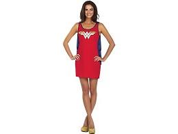 DC Wonder Woman Cape Tank Dress