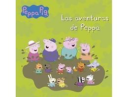 La aventuras de Peppa (ESP) Libro