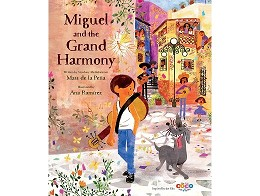 Coco: Miguel and the Grand Harmony (ING) Libro