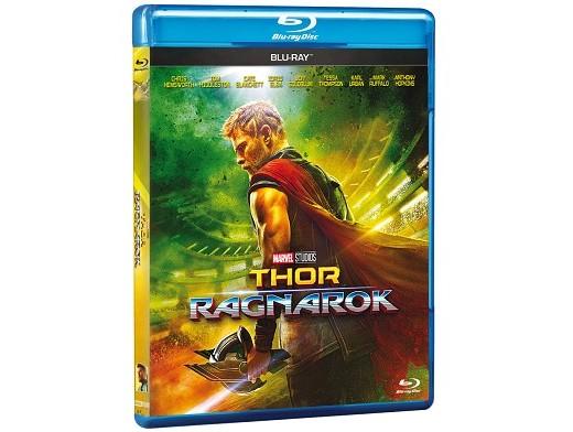 Thor: Ragnarok Blu-ray latino