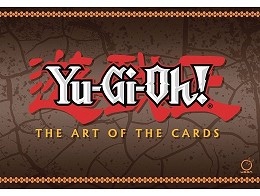 Yu-Gi-Oh! The Art of the Cards (ING) Libro