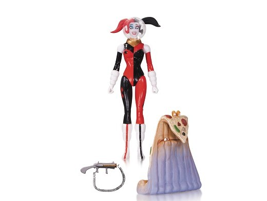 Figura DS Conner Spacesuit Harley Quinn