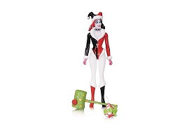 Figura DS Conner Holiday Harley Quinn