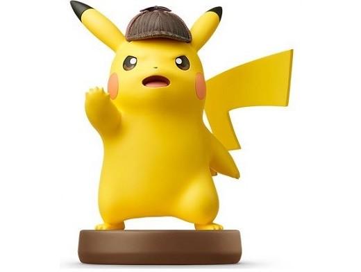 Nintendo amiibo: Figura Detective Pikachu
