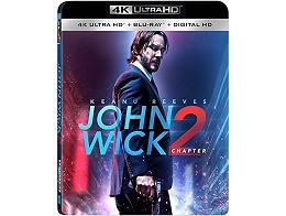 John Wick: Chapter 2 4K Blu-Ray