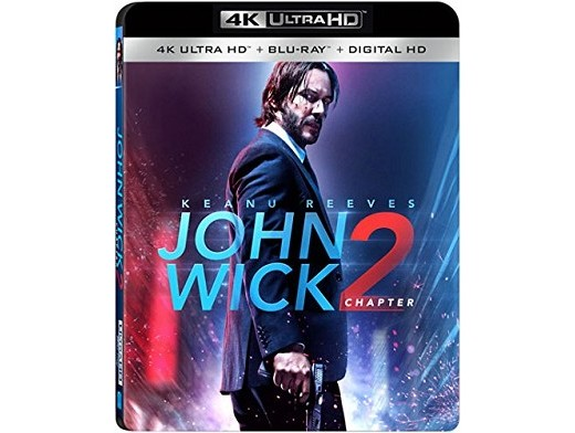John Wick: Chapter 2 4K Blu-Ray