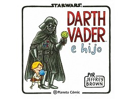 Star Wars Darth Vader e hijo (ESP/TP) Comic