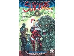 Suicide Squad v3 Burning DT House (ING/TP) Comic
