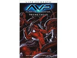 Alien vs Predator Life and Death (ING/TP) Comic