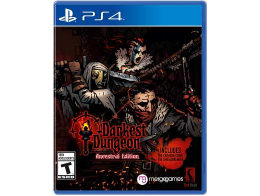 Darkest Dungeon: Ancestral Edition PS4