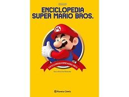 Enciclopedia Super Mario Bros (ESP) Libro