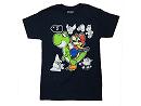 Polera Super Nintendo Yoshi & Mario M