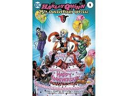 Harley Quinn 25th Anniversary S #1 (ING/CB) Comic