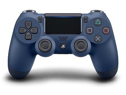 Control Sony DualShock 4 Midnight Blue PS4