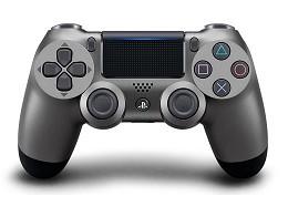 Control Sony DualShock 4 Steel Black PS4