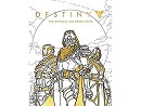 Destiny Official Coloring Book (ING) Libro
