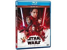 Star Wars: Los Últimos Jedi Blu-ray 3D latino