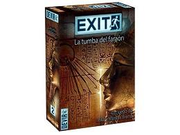 Exit 2 La Tumba del Faraón - Juego de Mesa