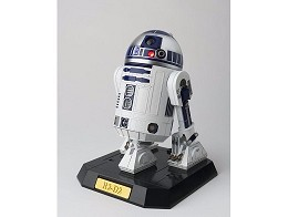 Estatua R2-D2 A New Hope Bandai Chogokin Perfect