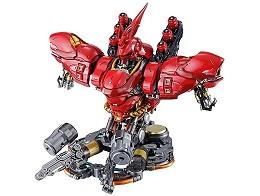 Estatua Sazabi Mobile Suit Gundam - Formania EX