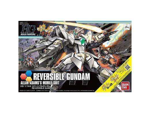 Model Kit Reversible Gundam Build Fighters HG