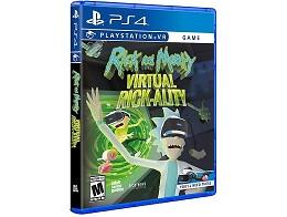 Rick and Morty: Virtual Rick-ality VR PS4