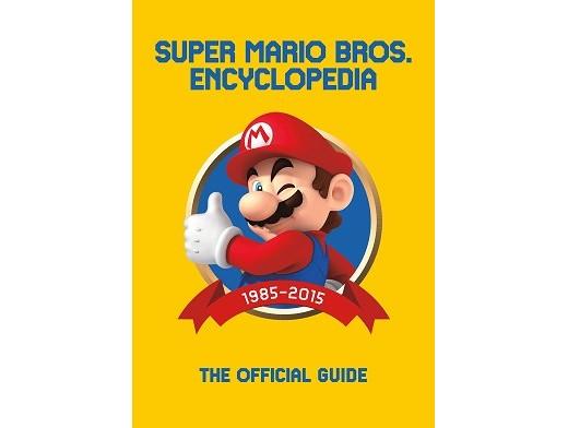 Super Mario Encyclopedia (ING) Libro