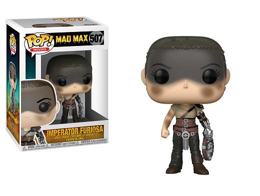 Figura Pop! Movies: Mad Max Fury Road - Furiosa