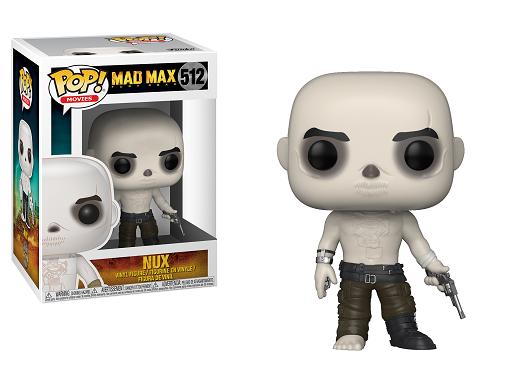 Figura Pop! Movies: Mad Max Fury Road - Nux