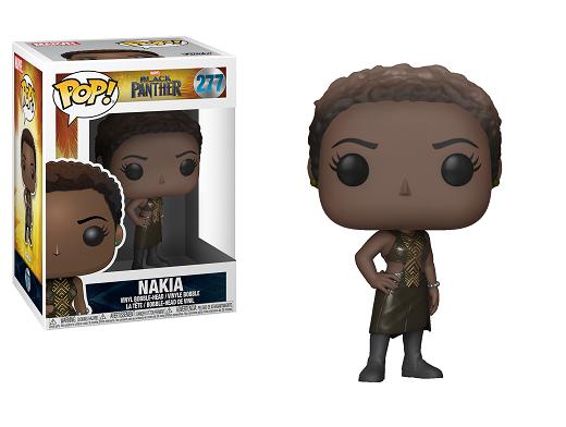 Figura Pop! Marvel: Black Panther - Nakia