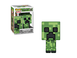 Figura Pop! Games: Minecraft - Creeper