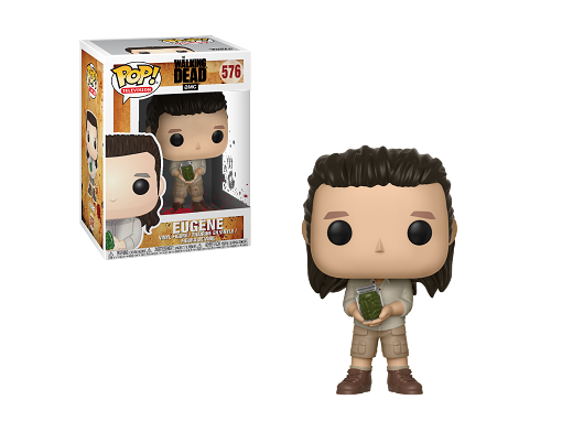 Figura Pop! Television: The Walking Dead - Eugene