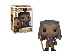 Figura Pop! Television: The Walking Dead - Ezekiel