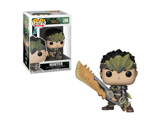Figura Pop! Games: Monster Hunter - Hunter