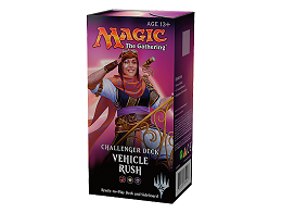 Mazo MTG Challenger Deck: Vehicle Rush