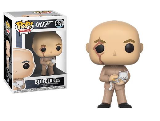 Figura Pop! Movies: James Bond - Blofeld