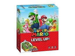 Super Mario Level Up! - Juego de mesa