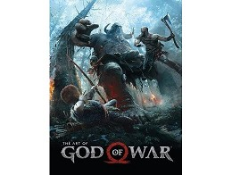 The Art of God of War (ING) Libro