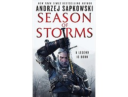 The Witcher: Season of Storms (ING) Libro