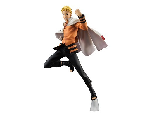 Estatua G.E.M. Series Boruto Naruto The 7th Hokage