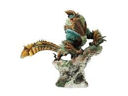 Estatua Zinogre - Monster Hunter