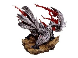 Estatua Valphalk - Monster Hunter