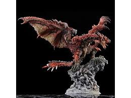 Estatua Rathalos - Monster Hunter