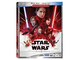 Star Wars: The Last Jedi (USA) Blu-ray