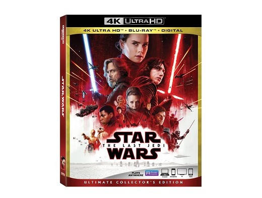 Star Wars: The Last Jedi (USA) 4K Blu-ray