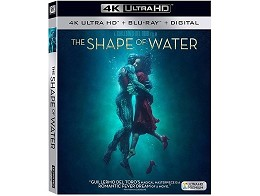 The Shape of Water 4K Blu-Ray