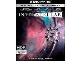 Interstellar 4K Blu-Ray