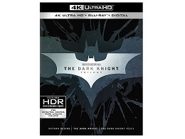 The Dark Knight Trilogy 4K Blu-Ray