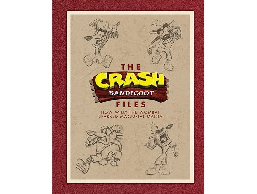 The Crash Bandicoot Files (ING) Libro