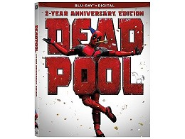 Deadpool (2-Year Anniversary Edition) Blu-ray